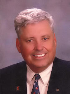 Dick L Williams portrait